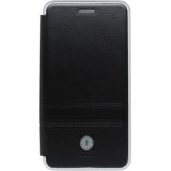 Чехол-книжка Xiaomi A2 Lite/6pro black Metall iMAX