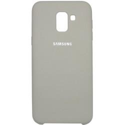 Накладка SA J6 (2018) beige Soft Case