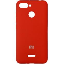 Накладка Xiaomi Redmi6A violet Soft Case