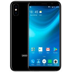 Doogee X55 Black 1/16Gb Гарантия 3 месяца +FULL-комплект аксессуаров*