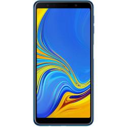 Samsung Galaxy A7 2018 (A750FN/DS) Duos (Blue) UA-UCRF Гарантия 12 мес +FULL-комплект аксессуаров*
