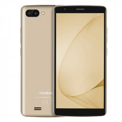 Blackview A20 Gold 1/8Gb Гарантия 3 мес. +FULL-комплект аксессуаров*