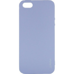Силикон iPhone 5 violet Inavi