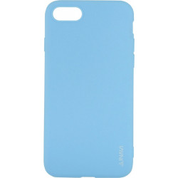 Силикон iPhone 6 white 0.7mm Inavi