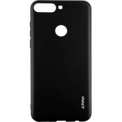 Силикон Huawei Y7 Prime (2018)//Honor7C/7C Pro black Inavi