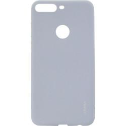 Силикон Huawei Y7 Prime (2018)//Honor7C/7C Pro violet Inavi