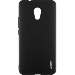 Силикон Meizu M5S black Inavi
