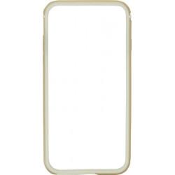 Бампер iPhone 7+ gold Shengo