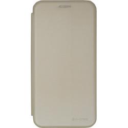 Чехол-книжка SA A750/A7 (2018) gold G-case Ranger