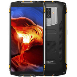 Blackview BV6800 Pro 4/64GB (Yellow) Гарантия 3 месяца + FULL-комплект аксессуаров*