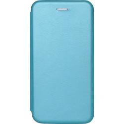 Чехол-книжка Huawei Y7 Prime (2018)/Honor7C/7C Pro blue Wallet