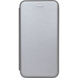 Чехол-книжка SA J6+/J610 (2018) gray Wallet
