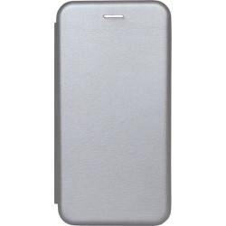 Чехол-книжка SA J415/J4+ gray Wallet