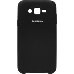 Накладка SA J7/J700/J701 black slim TPU PC