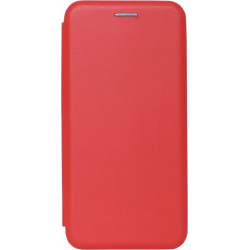 Чехол-книжка Meizu M6T red Wallet