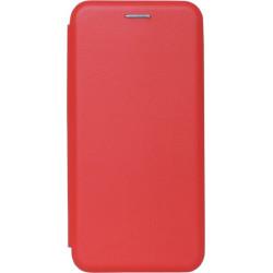 Чехол-книжка SA J415/J4+ red Wallet