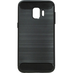 Накладка SA J260 J2 Core black slim TPU PC