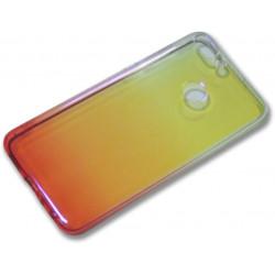 Силикон Huawei P Smart pink Gradient Incore