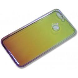Силикон Huawei P Smart violet Gradient Incore