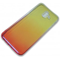 Силикон SA J610/J6+ pink Gradient Incore