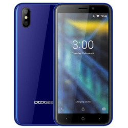 Doogee X50 1/8Gb Blue Гарантия 3 месяца +FULL-комплект аксессуаров*