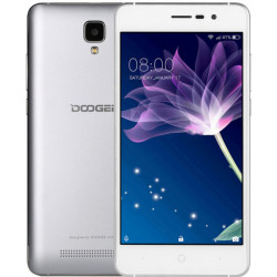 Doogee X10S 1/8GB Galaxy Grey Гарантия 3 месяца