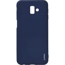 Силикон SA J610/J6+ dark blue Inavi