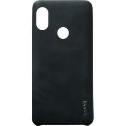 Накладка Xiaomi Redmi Note5/5Pro black X-level Vintage