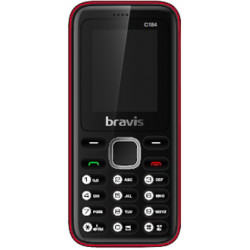Bravis C184 Pixel DS Red UA-UСRF Оф. гарантия 12 мес!