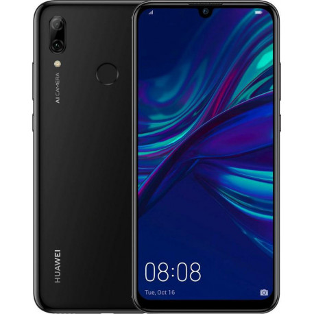 Huawei P Smart 2019 3/64 GB Midnight Black UA-UСRF Оф. гарантия 12 мес!