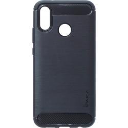 Накладка Huawei P20 Lite/Honor8X black slim TPU iPAKY