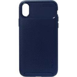 Накладка iPhone XR blue Fusion iPAKY