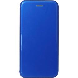 Чехол-книжка SA A750/A7 (2018) blue Wallet