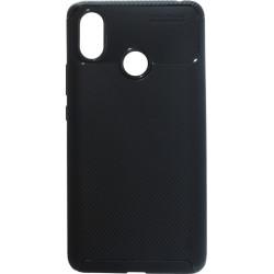 Накладка Xiaomi MiMax3 black Fusion iPAKY