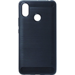 Накладка Xiaomi MiMax3 black slim TPU iPAKY