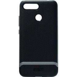 Накладка Xiaomi Redmi6 black/gray Hybrid iPAKY