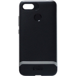 Накладка Xiaomi Redmi6A black/gray Hybrid iPAKY