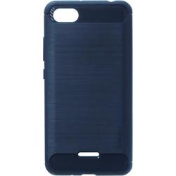 Накладка Xiaomi Redmi6A blue slim TPU iPAKY