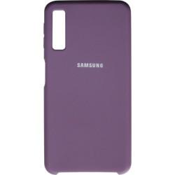 Накладка SA A750/A7 (2018) violet Soft Case