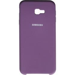Накладка SA J415/J4+ violet Soft Case
