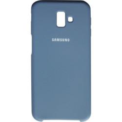 Накладка SA J610/J6+ dark blue Soft Case