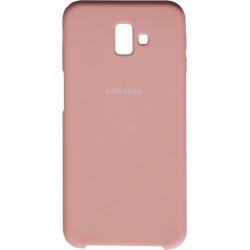 Накладка SA J610/J6+ pink Soft Case