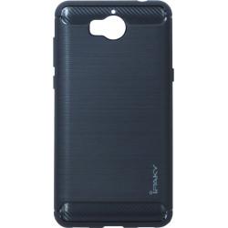 Накладка Huawei Y5 black slim TPU iPAKY (2017)