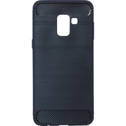 Накладка SA A530 A8 black slim TPU PC
