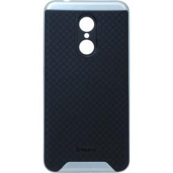 Накладка Xiaomi Redmi5 black/silver iPAKY