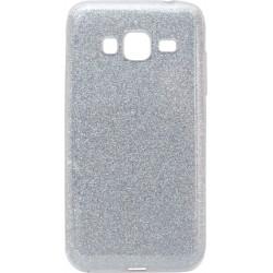 Силикон SA J3/J320 silver Glitter