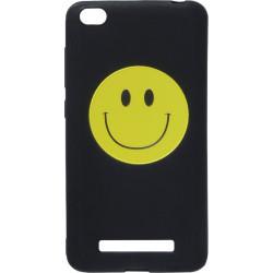 Силикон Xiaomi Redmi4A 3D Smile black