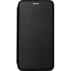 Чехол-книжка Huawei Y6 (2018) black Wallet