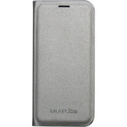 Чехол-книжка SA J530 silver Clear Cover