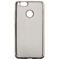 Силикон Xiaomi A1/Mi5X silver Glitter
